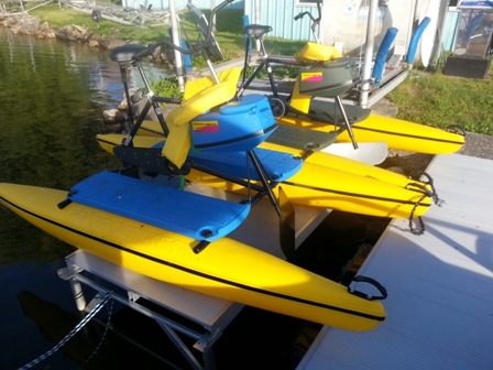 Hydrobikes for sale