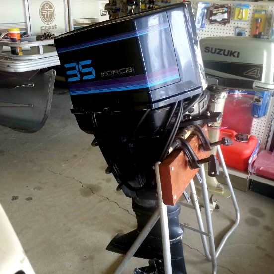 Read more: 1987 Force 35 HP Engine