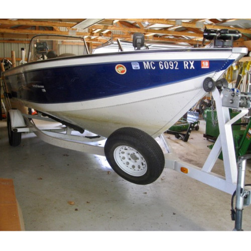 For Sale - Starcraft Boat, Mercury 125, 9.9, Trolling Motor and Trailer