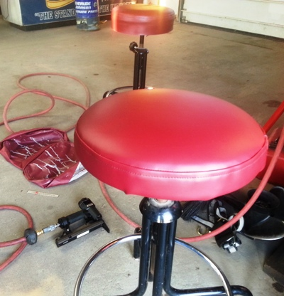 Stools Recovered